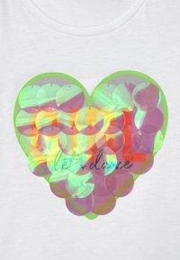 Billieblush - Camiseta estampada - white - 2