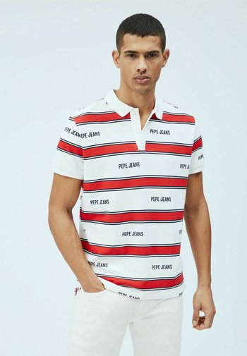 BART - Polo shirt - blanco off