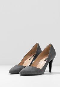 Alberto Zago - High heels - grigio - 4