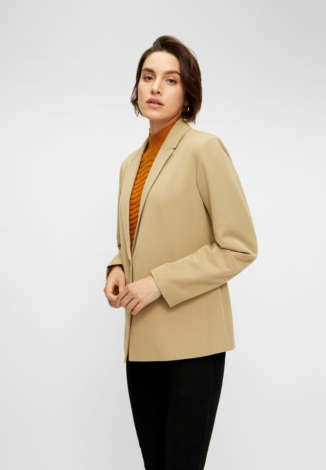 YASOLIVIA - Blazer - light taupe