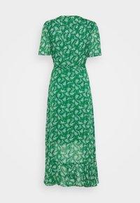 Marks & Spencer London - FLUTE WRAP - Maxi-jurk - green - 1