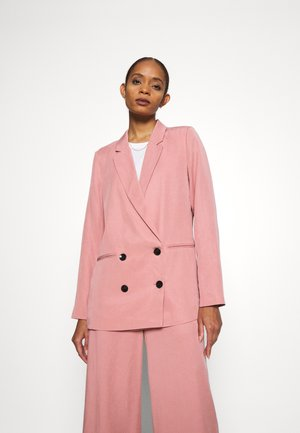 PRIYA SOFT - Short coat - ash rose