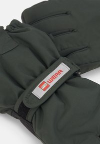 LEGO Wear - ATLIN  - Gloves - dark green - 3