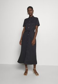 s.Oliver BLACK LABEL - Shirt dress - dark navy - 0