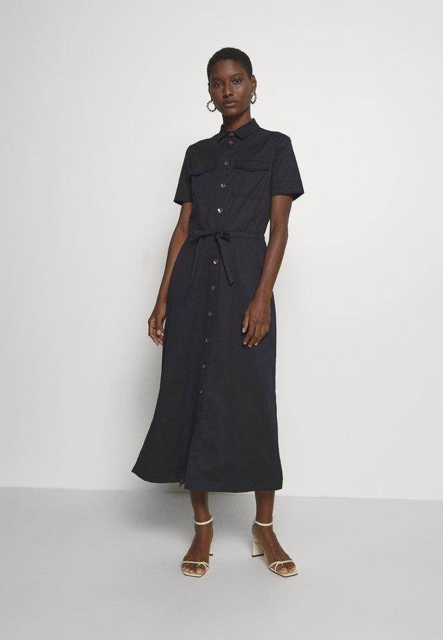 Skjortklänning - dark navy