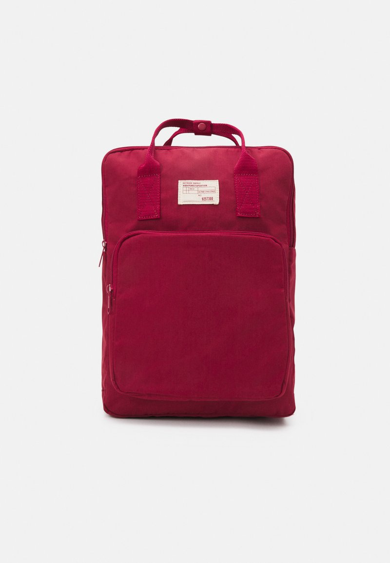New Look - BACKPACK - Rugzak - bright red
