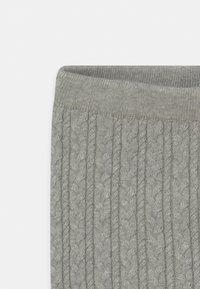 GAP - CABLE UNISEX - Leggings - Trousers - grey heather - 2