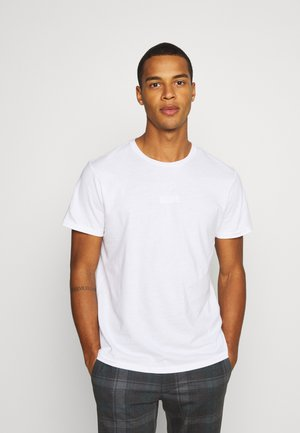 ELEMENT CREW - Basic T-shirt - optic white