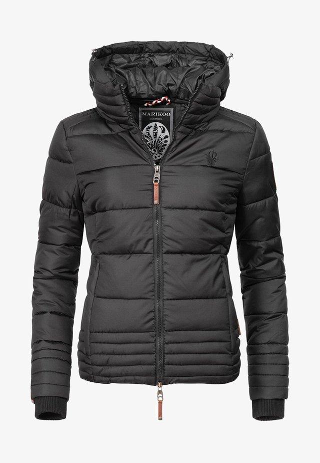 SOLE - Winter jacket - black