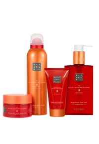 Rituals - THE RITUAL OF HAPPY BUDDHA - ENERGISING RITUAL 2019 GESCHENKSET  - Bath and body set - -