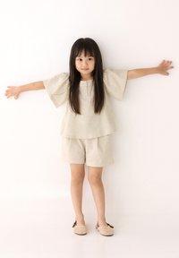 Rora - SET - Shorts - beige - 3