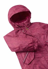 Reima - TAHO - Winter coat - jam red - 2