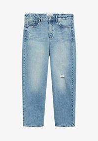 Violeta by Mango - Straight leg jeans - hellblau - 4