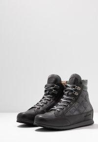 Candice Cooper - TORONTO - High-top trainers - vintage asfalto/piombo - 4