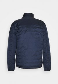 Calvin Klein - REVERSIBLE JACKET - Summer jacket - black - 1