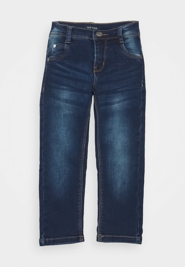Slim fit jeans - blau orig
