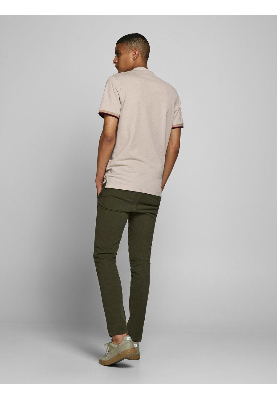 Jack & Jones PREMIUM Polo shirt - crockery q7tFG