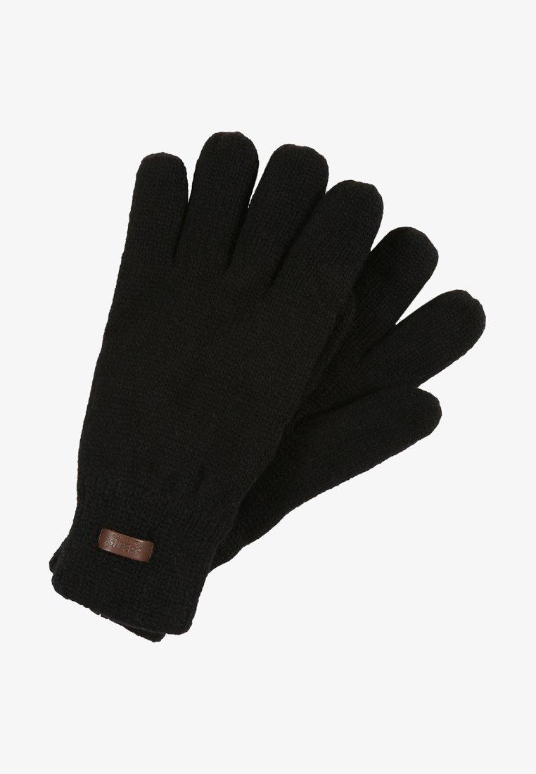 Barts - HAAKON  - Gloves - schwarz