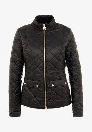 DELAWARE - Lehká bunda - black