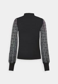 River Island Petite - Long sleeved top - black - 1