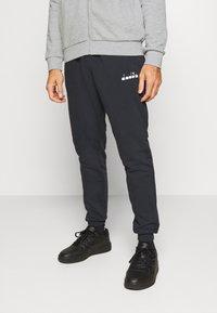 Diadora - CUFF SUIT CORE SET - Trainingsanzug - light middle grey melange - 3