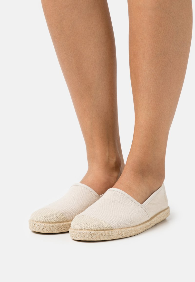 Grand Step Shoes - EVITA - Espadrilles - nature washed