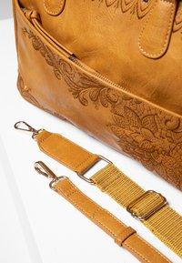 Desigual - BOLS_MARTINI SAFI - Handbag - yellow - 5