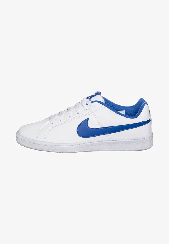COURT ROYALE - Chaussures de skate - white/game royal