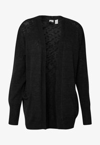 VALLEY SHADES - Cardigan - anthracite