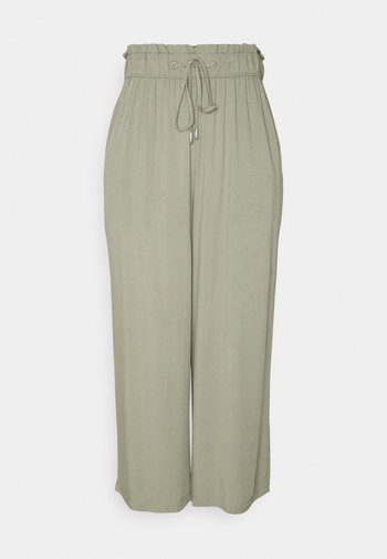 Trousers - summer khaki