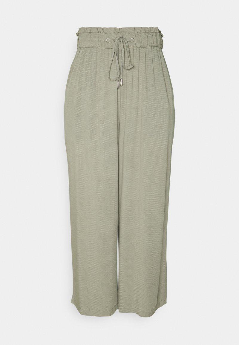 s.Oliver - Trousers - summer khaki