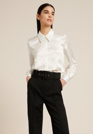 LAGHI - Button-down blouse - off white