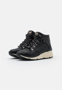XTI - High-top trainers - black - 2