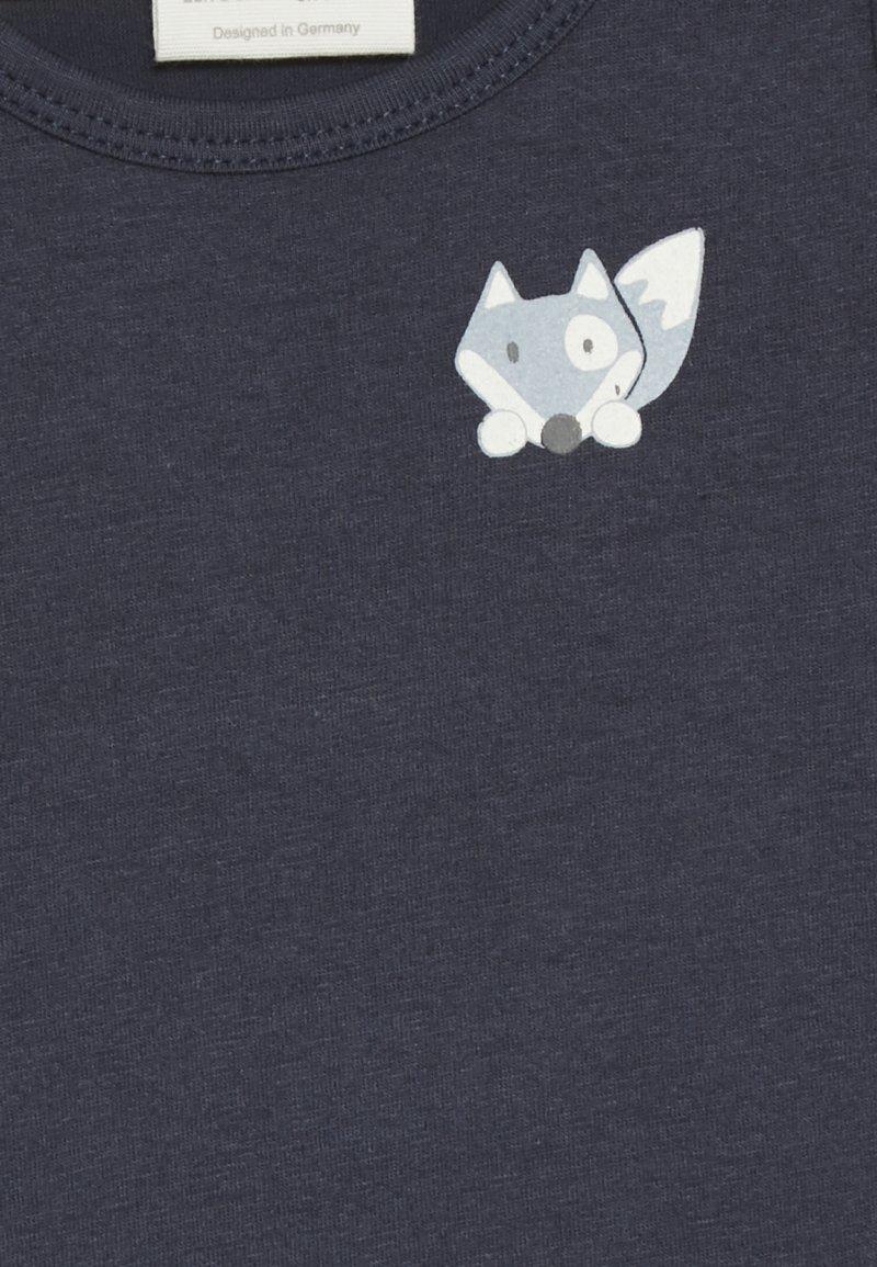 Jacky Baby - VEST FOX 2 PACK - Undershirt - dark blue