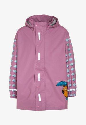 Regenjacke / wasserabweisende Jacke - rosa