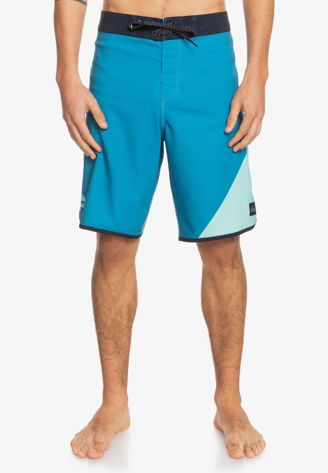 NEW WAVE  - Swimming shorts - fjord blue