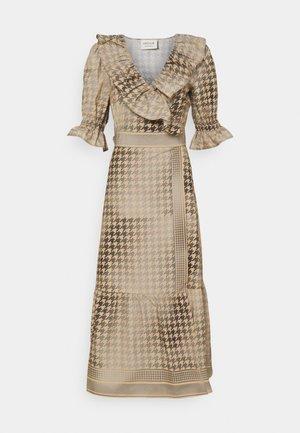 RUBY WRAP DRESS - Cocktail dress / Party dress - frost grey