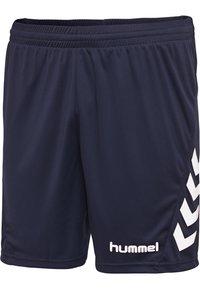 Hummel - Sports shorts - marine - 5