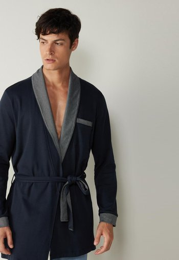 Dressing gown - blu notte