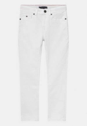 SCANTON SLIM - Slim fit jeans - bright white