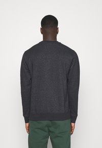 Nike Sportswear - CREW - Sweatshirt - black/dark smoke grey - 2