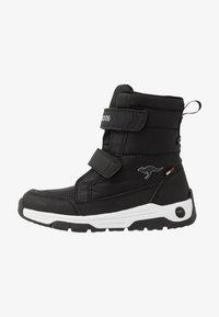 KangaROOS - K-MAJOR V RTX - Boots - jet black/steel grey - 0