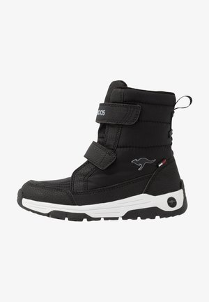 K-MAJOR V RTX - Boots - jet black/steel grey