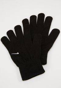 Nike Performance - GLOVES UNISEX - Gloves - black/white - 0