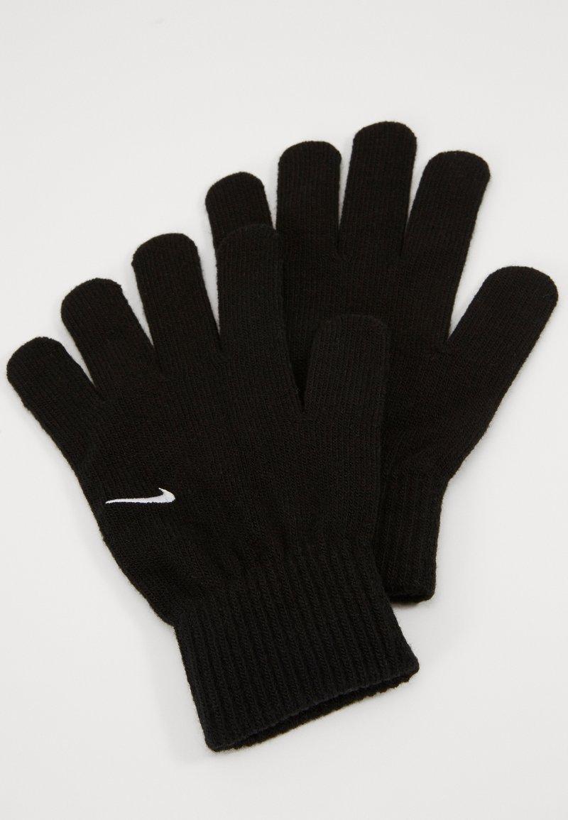 Nike Performance - GLOVES UNISEX - Guantes - black/white