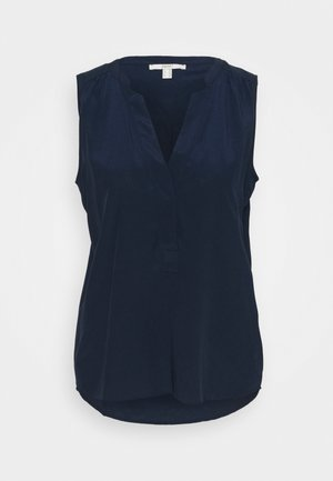 BLOUSE - Top - navy