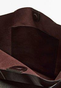 Massimo Dutti - Handbag - bordeaux - 4