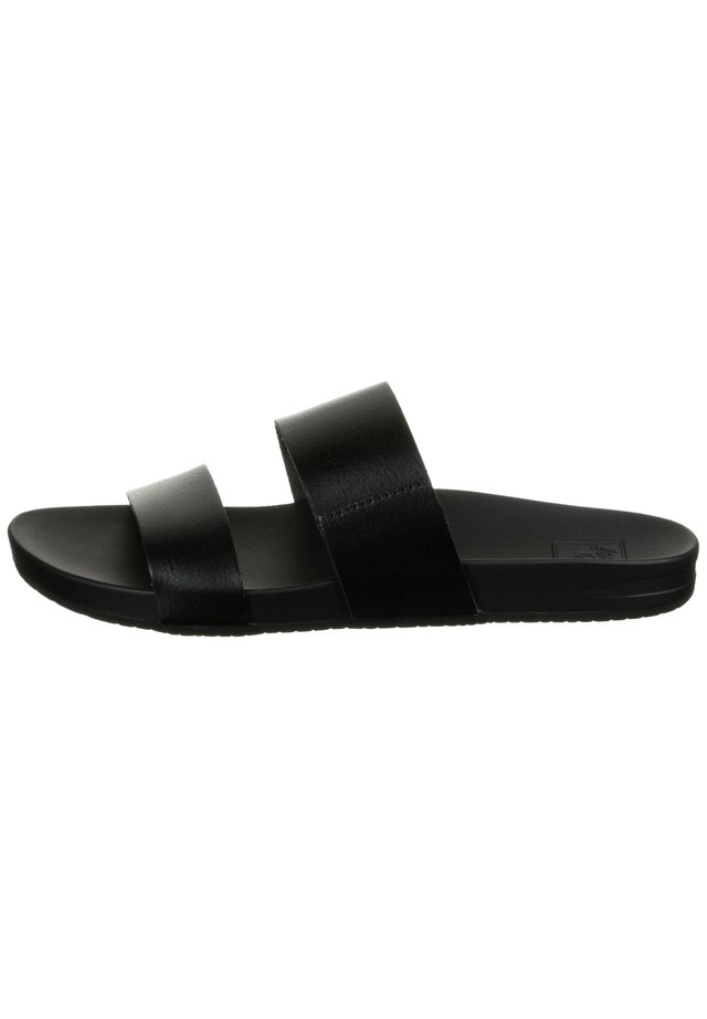 CUSHION BOUNCE VISTA  - Mules - black cushion bounce vista