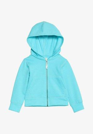 FULL ZIP HODDIE - Zip-up hoodie - frosty aqua