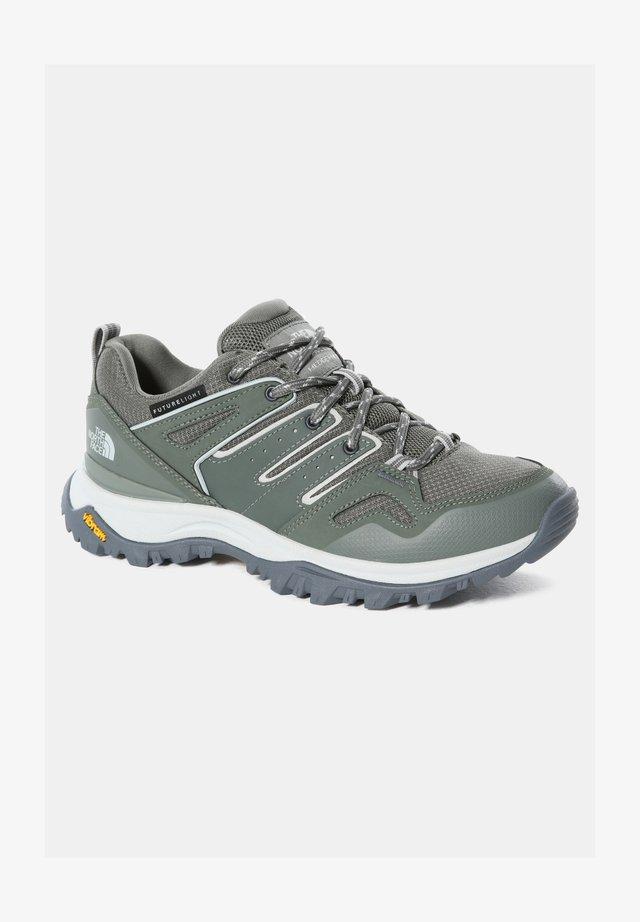 W HEDGEHOG FUTURELIGHT (EU) - Chaussures à scratch - agave green/tin grey